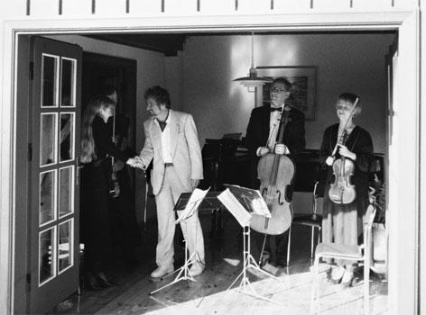 Konzert mit Frido Mann