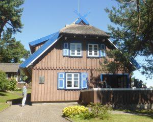 Thomas Mann Haus von aussen