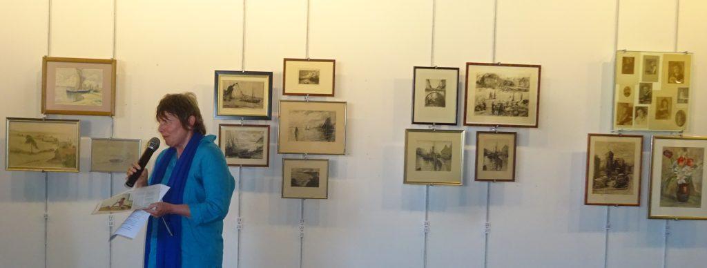 Rede von Frau Drath zur Eröffnung Ausstellung Michelau