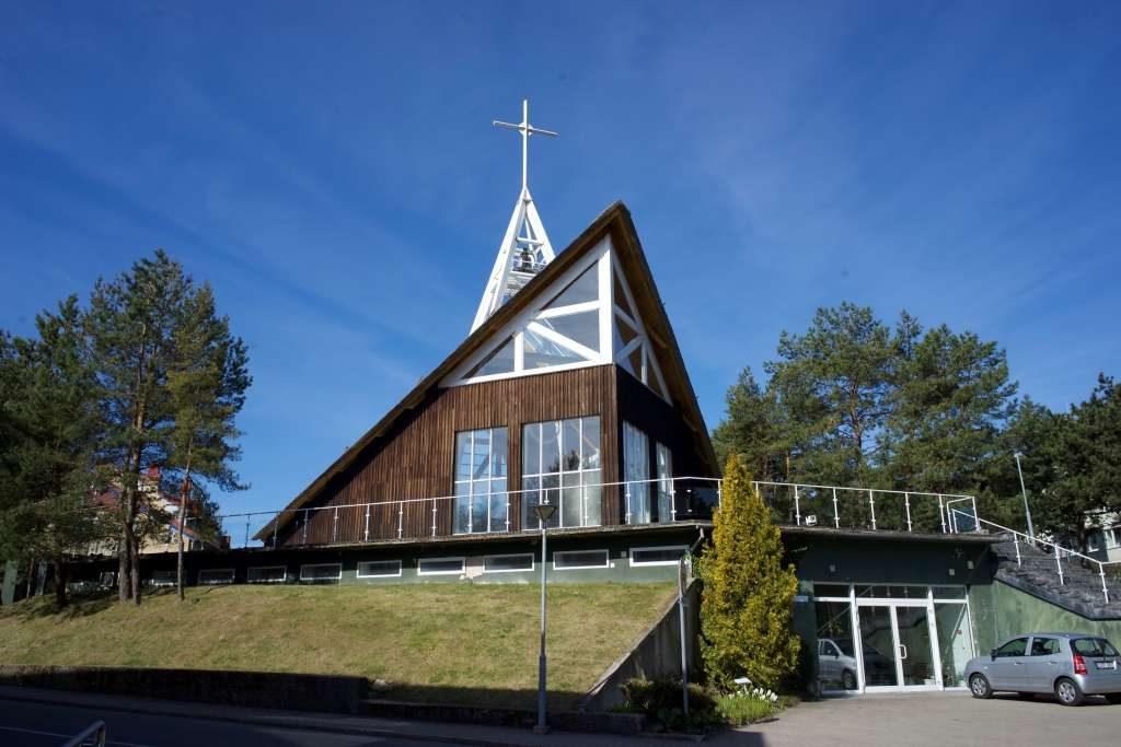 Katholische Kirche Nida