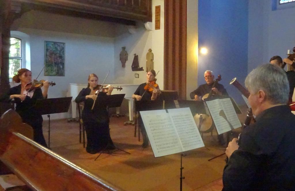 Konzert Festival Nida