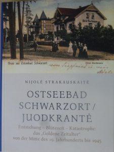 Buchtitel Juodkrante Schwarzort