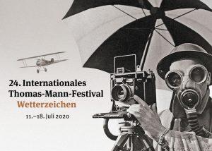 Thomas Mann Festival Logo